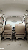 New Nissan Serena - Interior