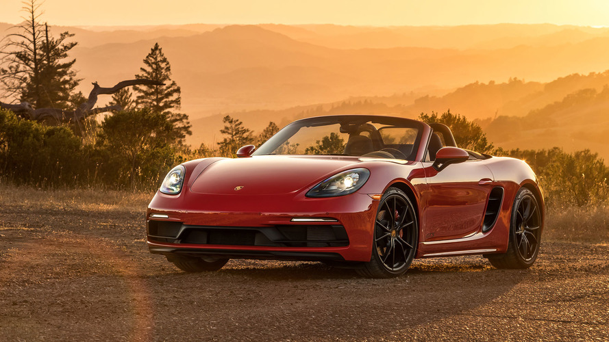 2018 Porsche 718 Boxster GTS First Drive: Keeping Manuals Alive