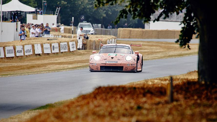 Porsche, i 70 anni a Goodwood