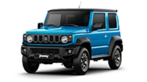 Suzuki Jimny Comparison
