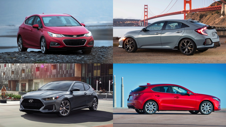 6 Hatchbacks With More Rear Cargo Room Than SUVs