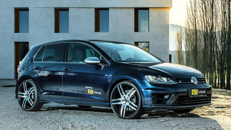 Tuner's 450-hp Golf R is more powerful than VW's unborn R420
