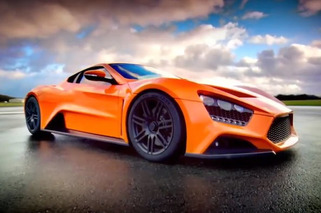 Zenvo and Top Gear at Odds Over Poor ST1 Review [W/Video]