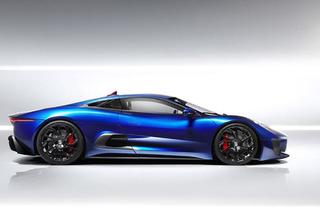 Jaguar C-X75 Supercar to Live on as Bond Villain in 'Spectre'