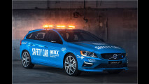 Polestar stellt das WTCC-Safety-Car