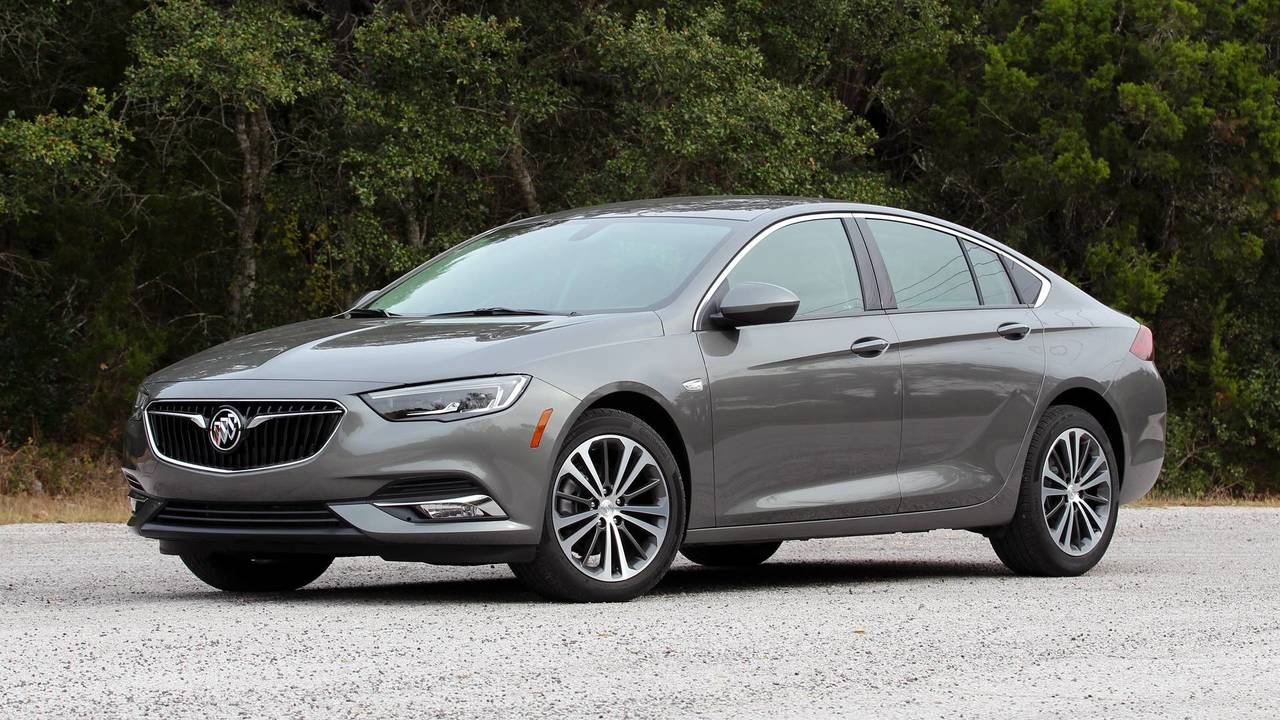 2018 Buick Regal: First Drive
