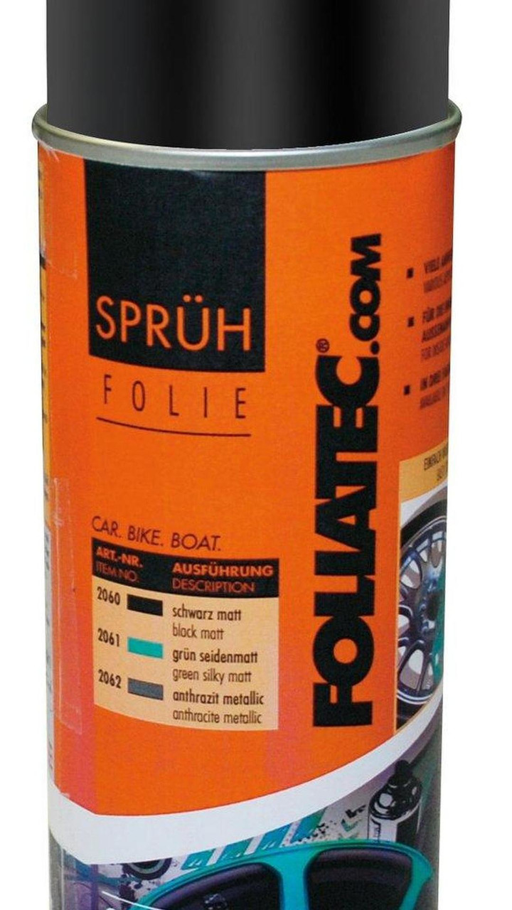 Foliatec Spray Film 09.04.2012