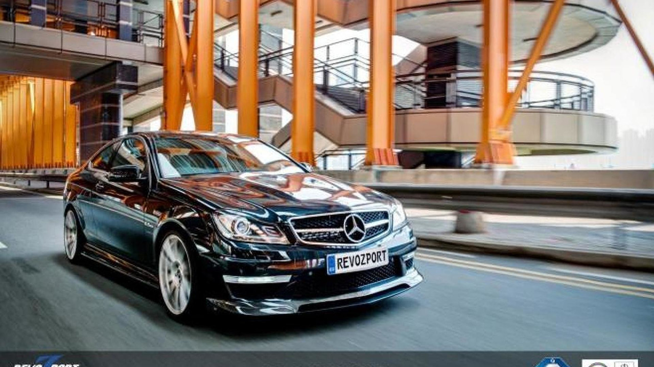 Revozport C63 RBS II styling package for Mercedes C63 AMG 10.10.2012