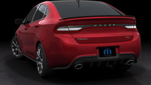 Dodge Dart GTS 210 Tribute 31.1.2012