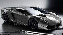 Lamborghini Cabrera confirmed for 2014, preliminary details arriving before Christmas