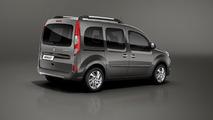 2013 Renault Kangoo passenger van facelift revealed