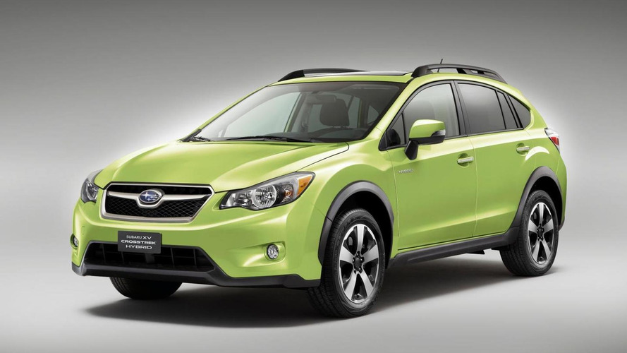 Subaru PHEV To Launch In U.S. This Year, EV In 2021