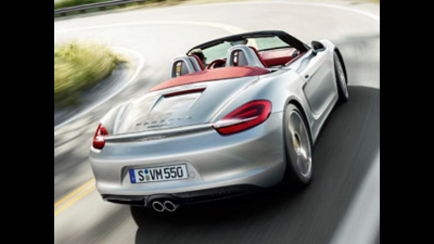 Porsche: 4 cilindri boxer nel 2016