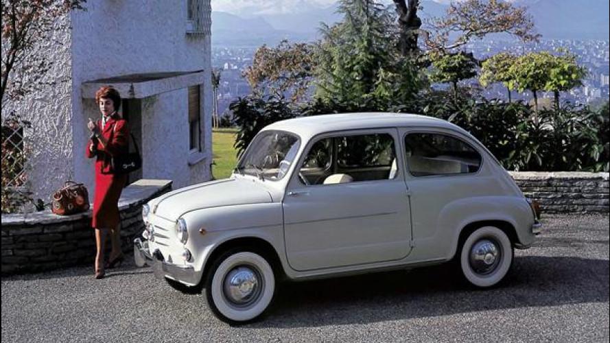 Fiat 600, sessant'anni e una probabile seconda vita