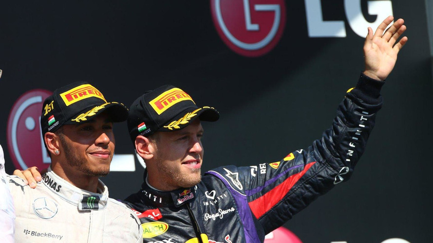 2013 could now be Vettel-Hamilton head-to-head