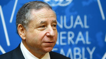 Jean Todt 06.12.2013 FIA Annual General Assembly Paris
