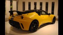 Lotus Evora GTE Road Car Concept