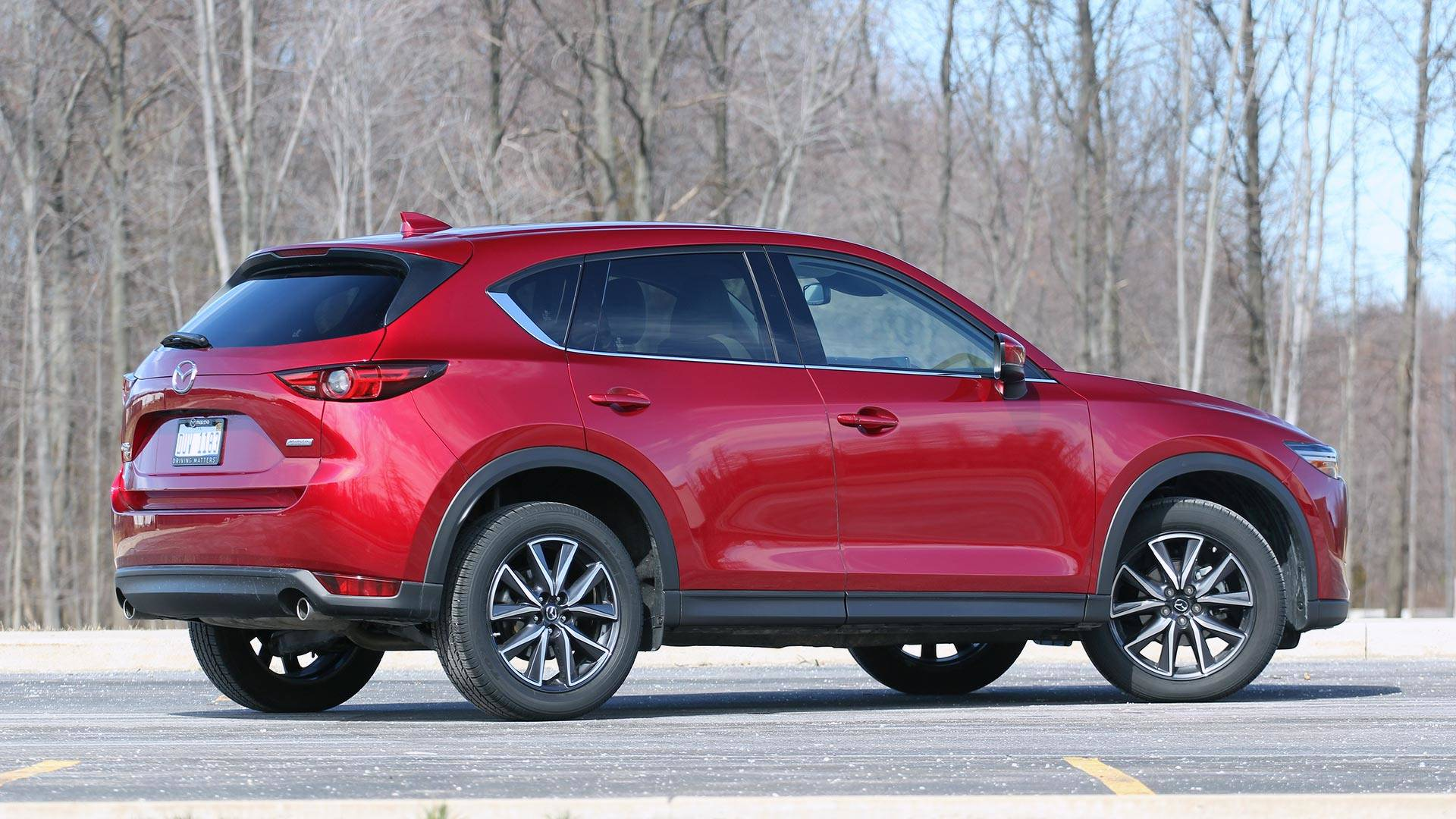 2018 Mazda CX 5 Review Trailing Its Own Triumph