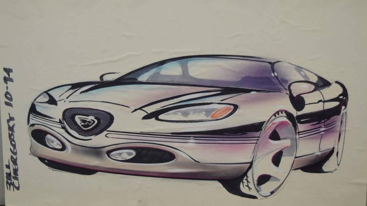Bill Chergosky Concept Sketch