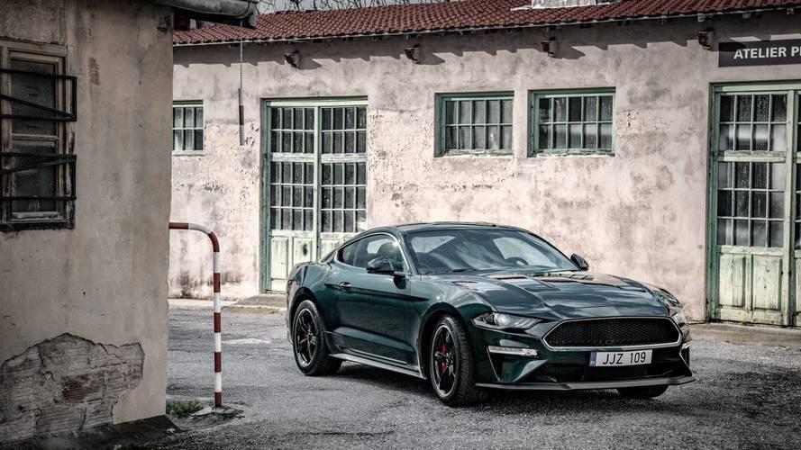 El Ford Mustang Bullitt 2018 llegará a Europa