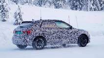 2018 Audi A1 spy photo