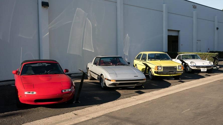 Mazda, Japonya'da ürettiği 50 milyonuncu aracı kutluyor