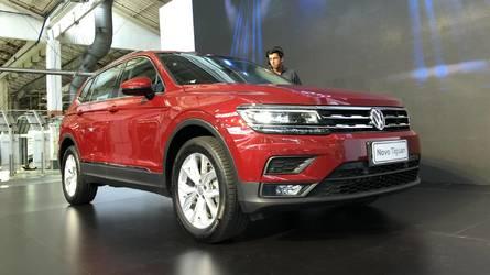 Volkswagen mostra novo Tiguan (1.4 e 2.0) no Brasil