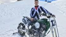 arley-Davidson Snow Hill Climb X Games 2018