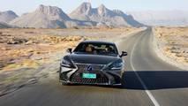 2018 Lexus LS 500h Luxury