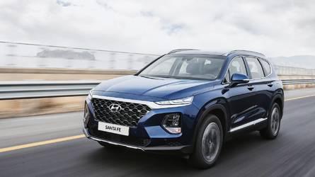 Hivatalos körülmények között is bemutatkozott az új Hyundai Santa Fe
