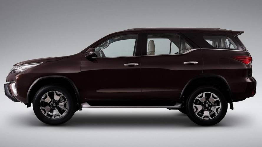 Toyota SW4 ganha versão SRX Diamond no Brasil por R$ 264.990