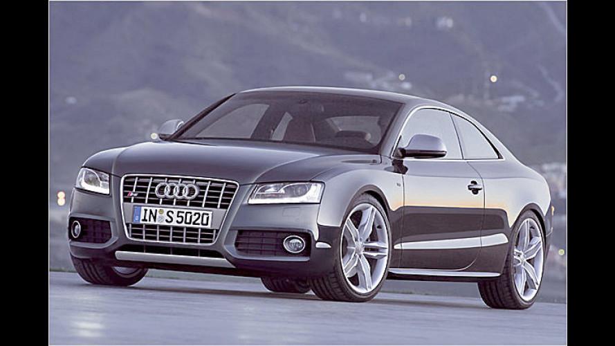 Sportlicher Schick: Audi bringt zwei S-Line-Pakete für den A5