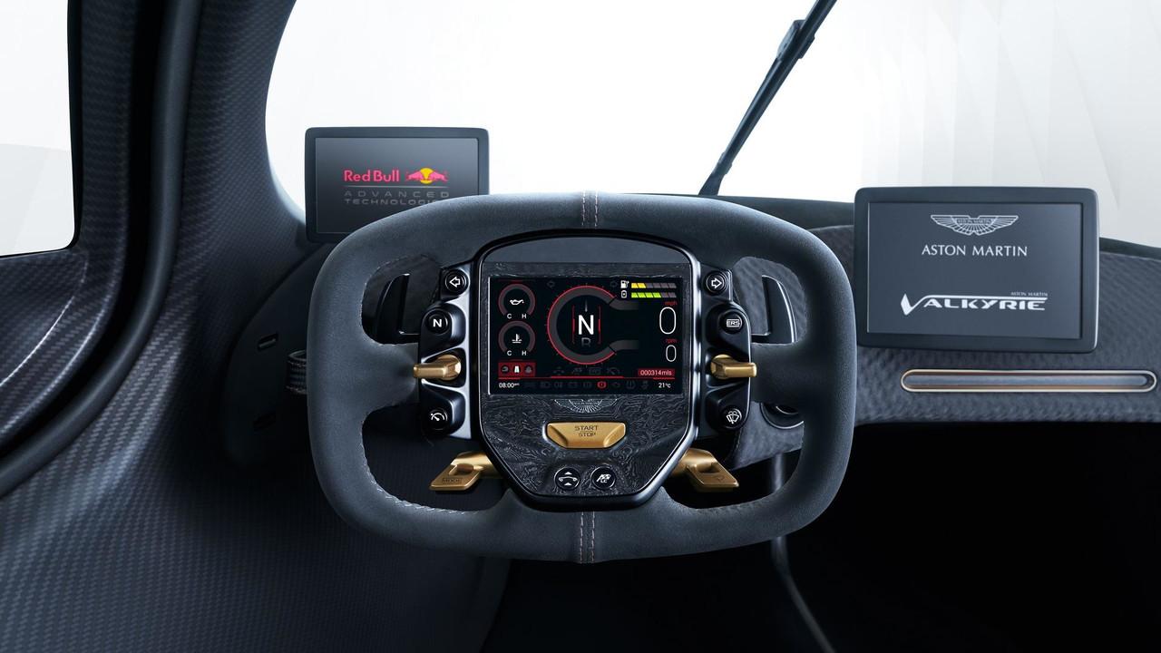 Aston Martin Valkyrie Shows Off Near Production Body