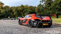 KVC - McLaren P1 GTR LM