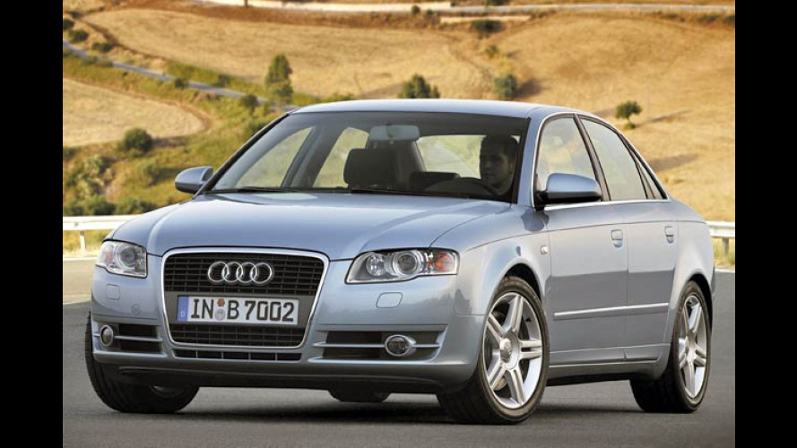 Dieseloffensive: Audi A4 bekommt neue Selbstzünder