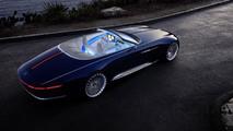 Vision Mercedes-Maybach 6 Cabriolet