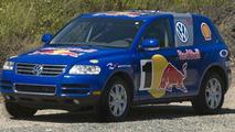 Volkswagen Touareg V10 TDI: Pikes Peak