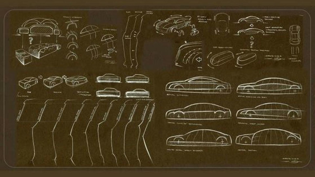 more Audi design sketches