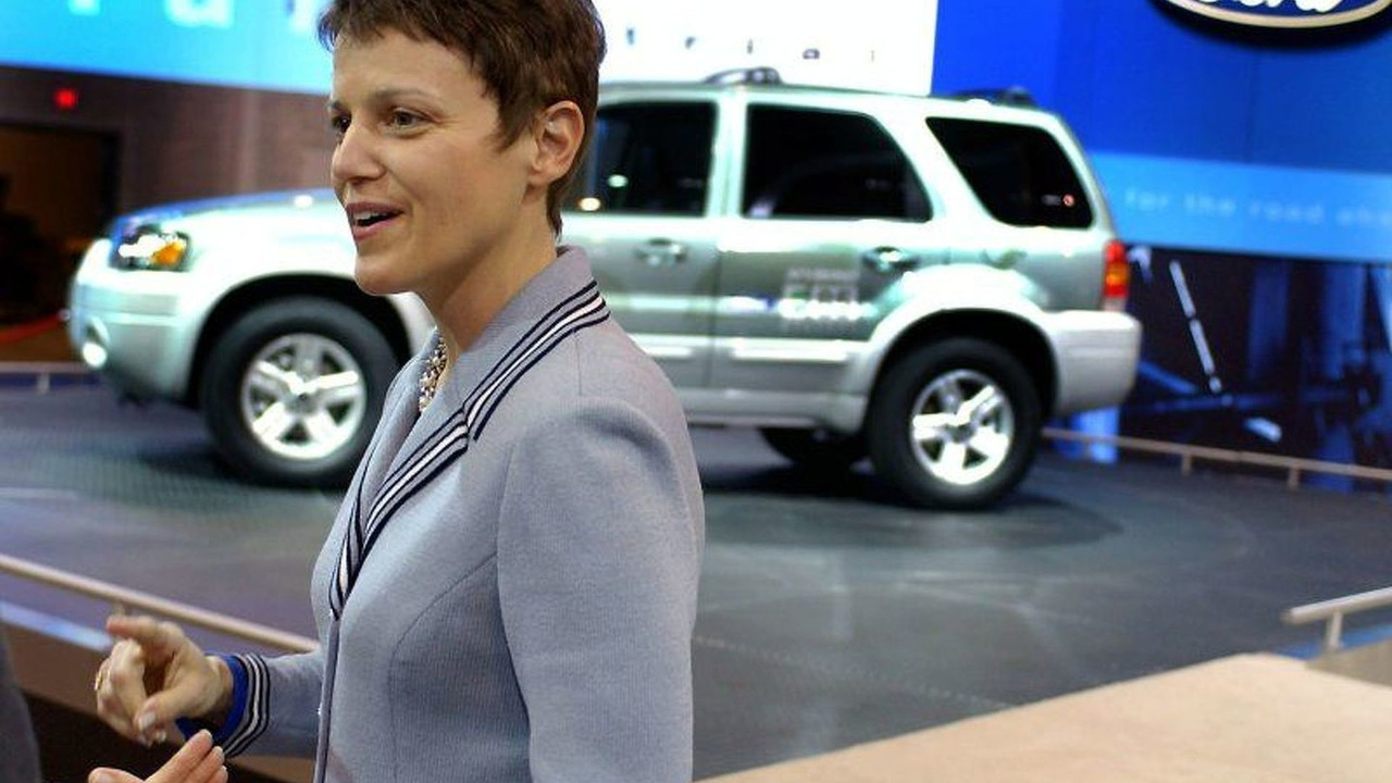 Ford Escape Hybrid E85 at Washington Auto Show