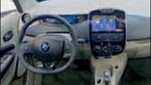 2013 Renault Zoe electric production version leaked photo, 300, 29.02.2012