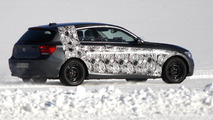 New 2013 three-door BMW 1-series prototype spy photo
