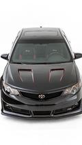 Toyota Camry Rowdy Edition for SEMA 23.10.2012