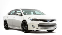 Toyota Avalon HV Edition for SEMA 25.10.2012