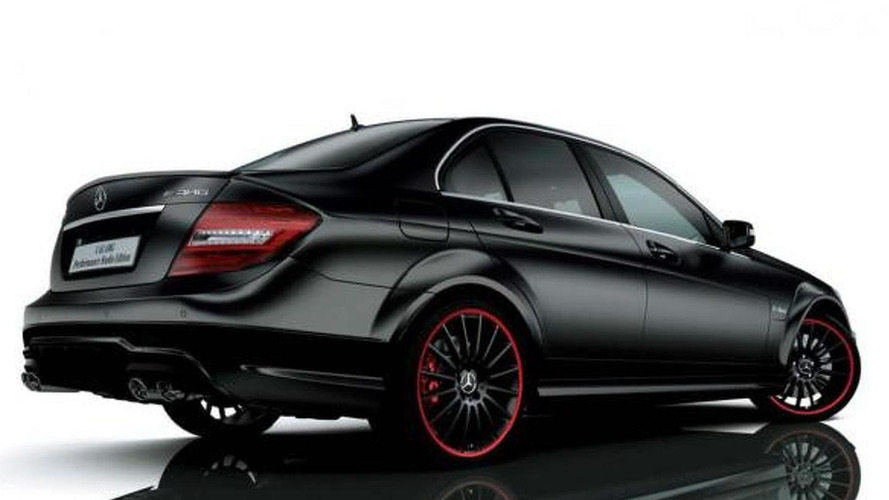 Mercedes-Benz C63 AMG Performance Studio Edition announced for Japan