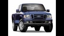Ford Ranger Sport 2008 cabine simples chega a partir de R$ 49.990