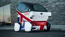 Lutz Autonomous Pod