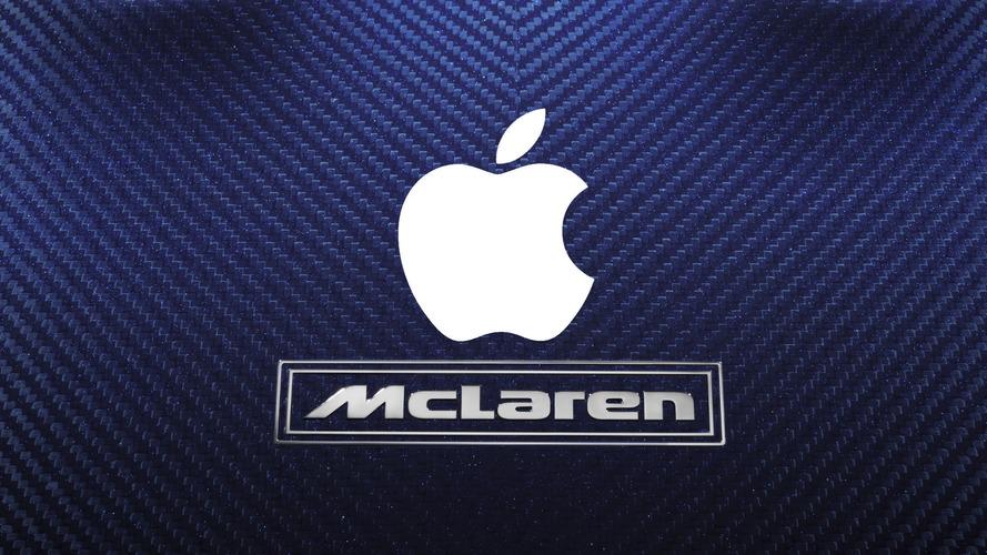 Apple and McLaren did hold talks despite denials
