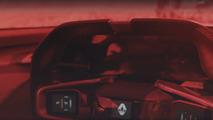 Renault Trezor concept teaser video screenshot
