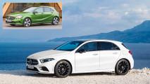 Mercedes-Benz Clase A 2018, fotos oficiales
