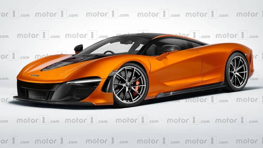 La descendante de la McLaren P1 pourrait ressembler à ça !